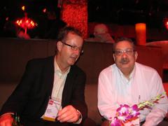 Joseph Wurcher and Gary Rosen