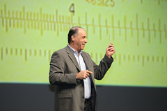 Carl Bass, Autodesk CEO and President
