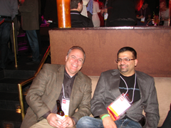 Jim Balding and Nauman Mysorewala