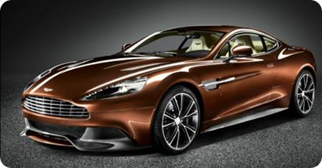 Aston Martin 2014 Vanquish