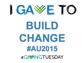 Build change giving